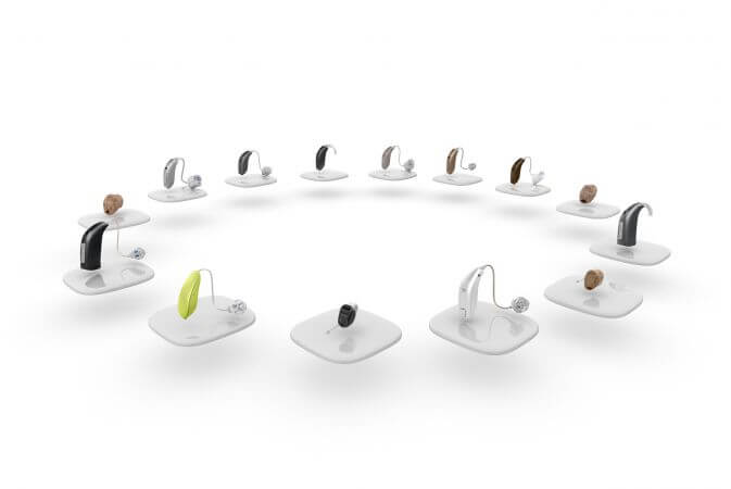 Best Hearing Aids Manufacturers in 2018